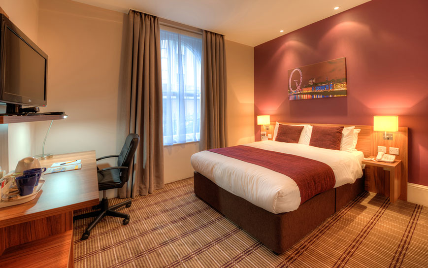 Comfort Inn Kings Cross Single Room