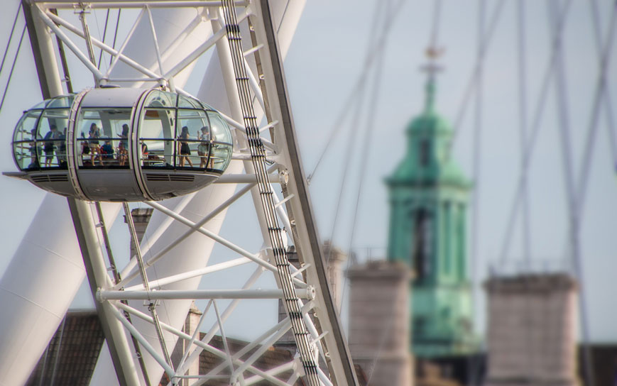 Top 5 free things to do in London