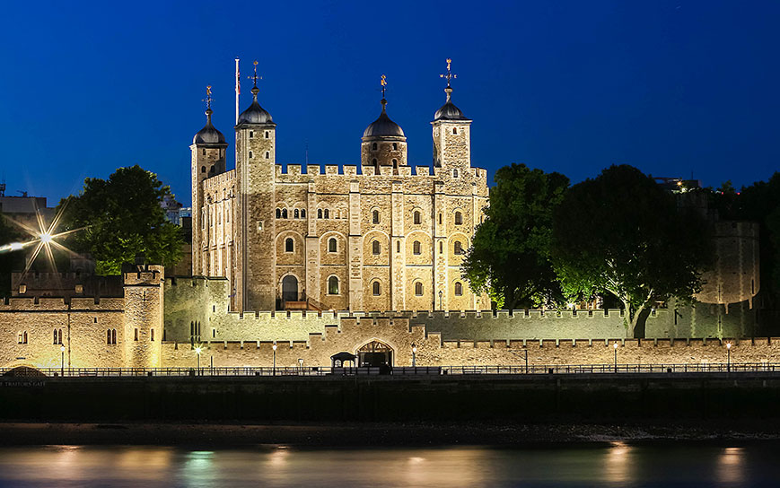 London's Most Haunted Locations